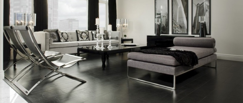 4 Dark Flooring Styles for Modern Interior Design