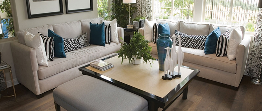 4 Interior Design Tricks to Make a Small Room Seem Larger