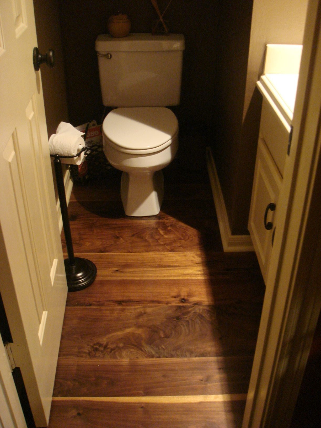 Walnut Flooring from Carlisle Wide Plank Floors