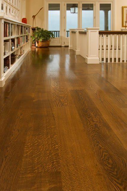 Oak flooring & Dark Wood Flooring from Carlisle Wide Plank Floors