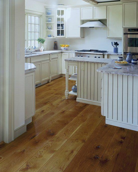 Oak Flooring & Solid Wood Flooring from Carlisle Wide Plank Floors