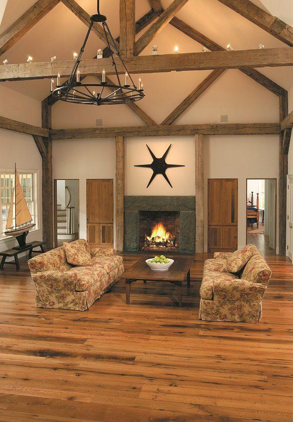 Reclaimed Flooring & Antique Flooring from Carlisle Wide Plank Floors