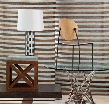 Hickory Floors & Limestone for Veranda Magazine Mixed Media Feature