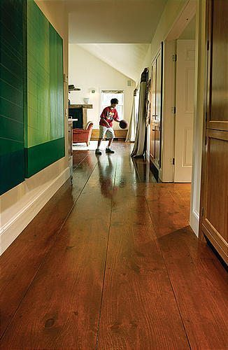 Pine Flooring & Dark Wood Flooring from Carlisle Wide Plank Floors