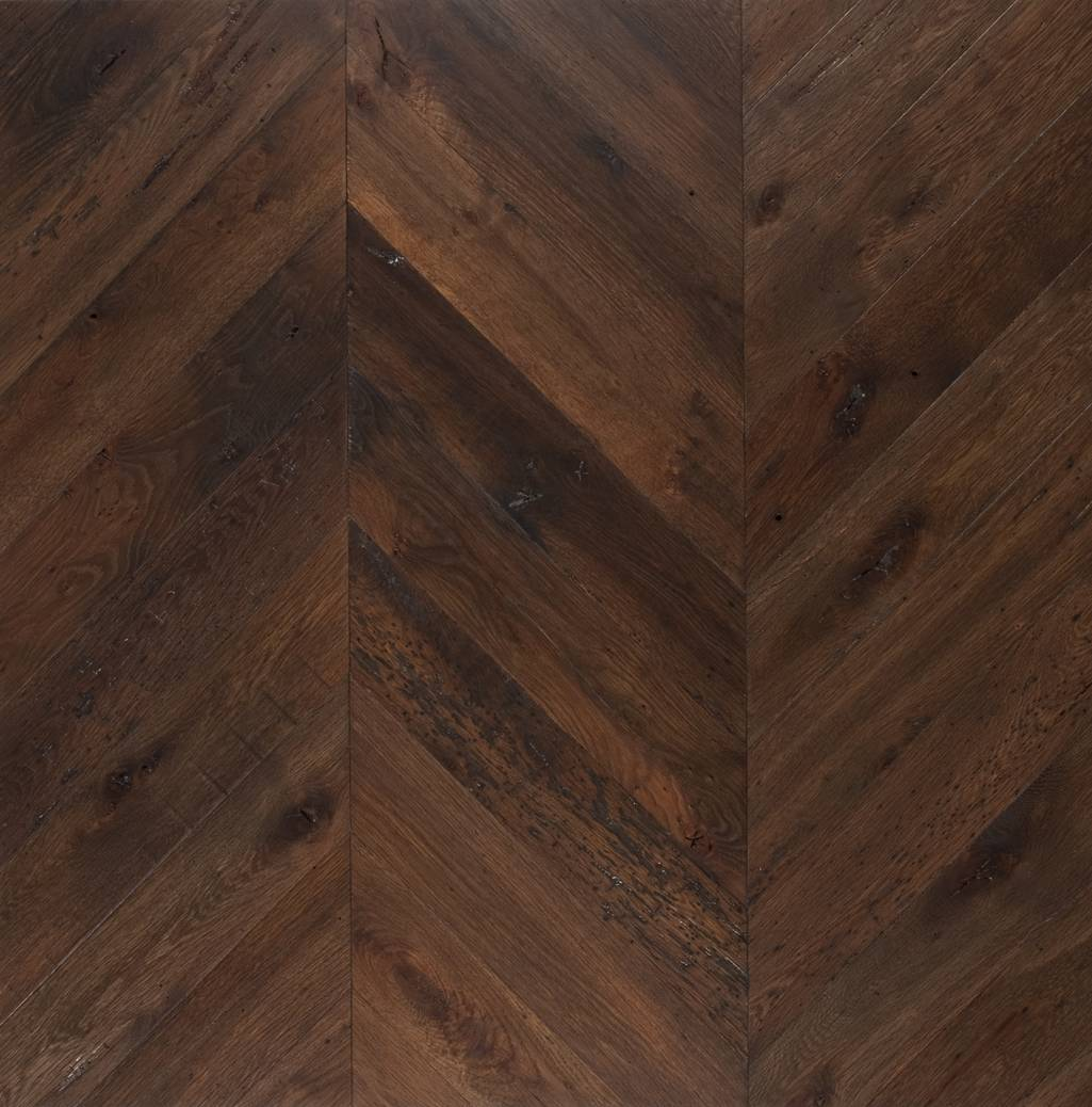 Classic parquet floor pattern make a big comeback for Parquet wood flooring