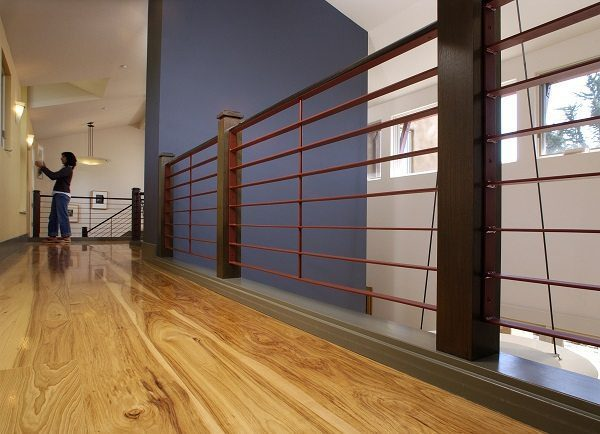 Hickory flooring & Solid Wood Flooring from Carlisle Wide Plank Floors