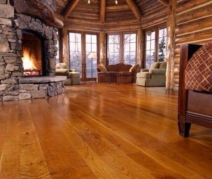 Cherry Wood Floors Age Like a Fine Wine