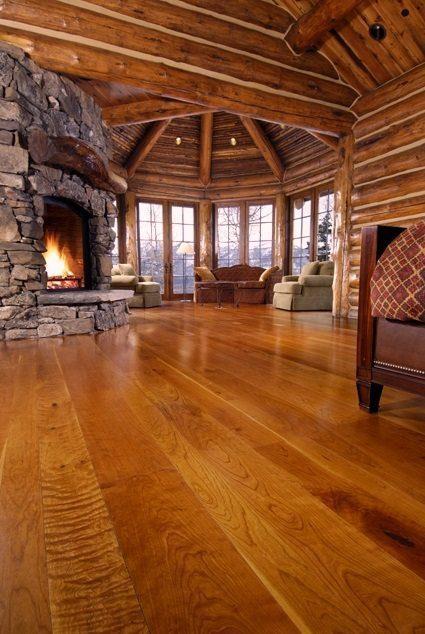 Cherry Wood Floors & Solid Wood Flooring from Carlisle Wide Plank Floors