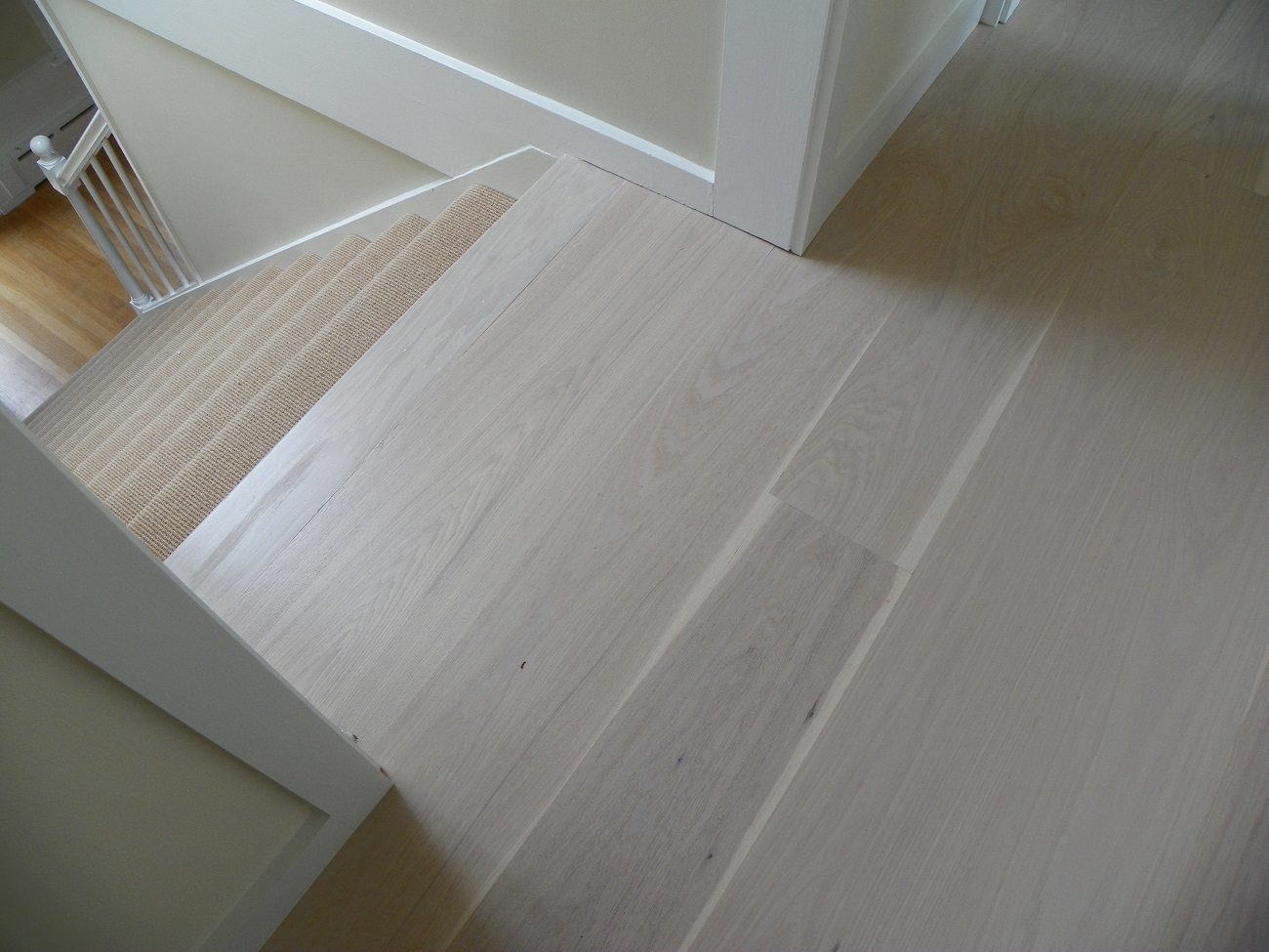 Hickory Flooring & White Wood Flooring from Carlisle Wide Plank Floors