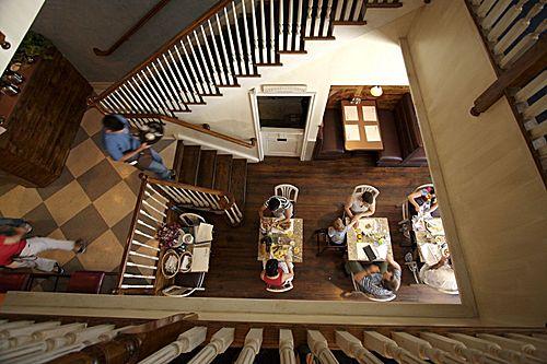 Great Food & Wood Floors at Toast Montclair