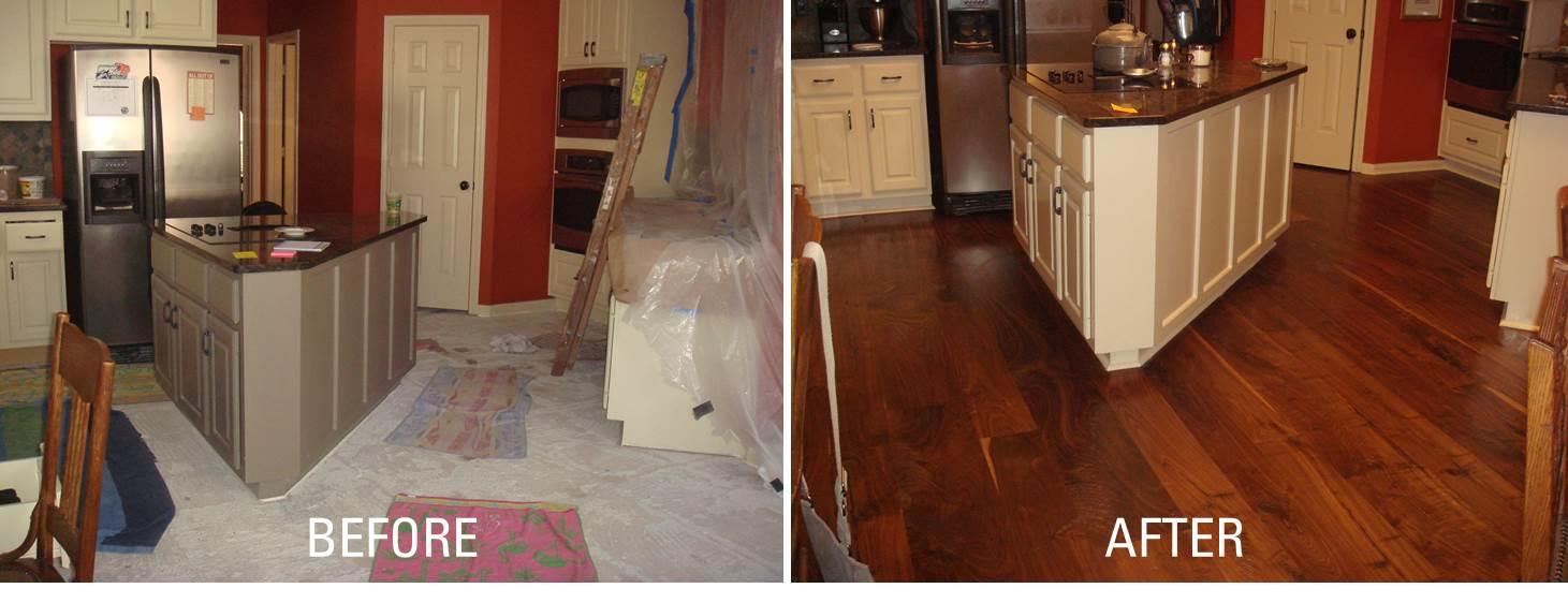 Walnut Flooring & Dark Wood Flooring from Carlisle Wide Plank Floors