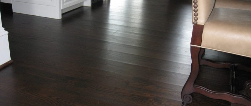 Wide Plank Red Oak Fit in Perfect With South Carolina Custom Home