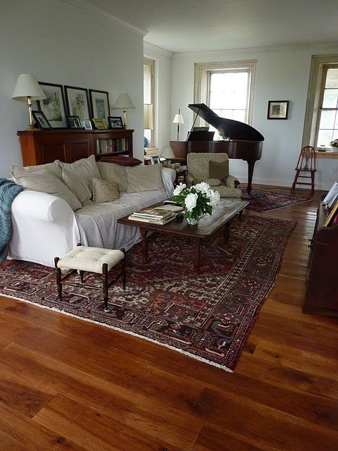 Hickory Flooring & Hardwood Flooring from Carlisle Wide Plank Floors