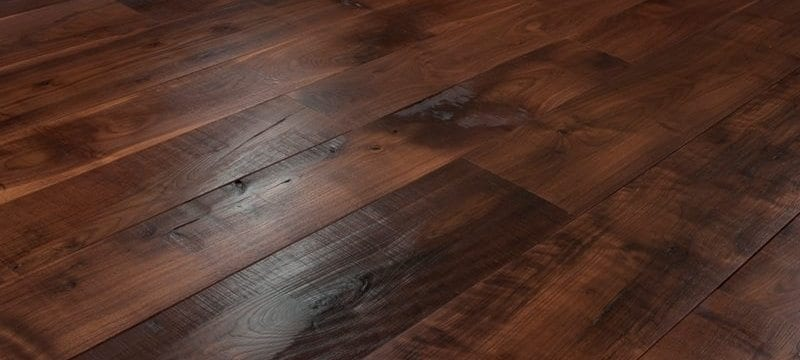 Stunning Walnut Floors for A Colorado home