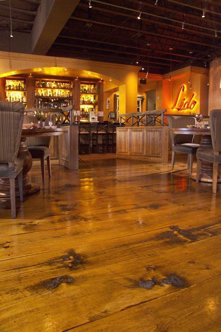 Wide Plank Floors Shine In Commercial Spaces