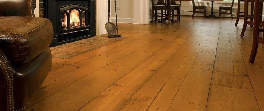 Shop, Sleep & Dine on Carlisle Wide Plank Floors