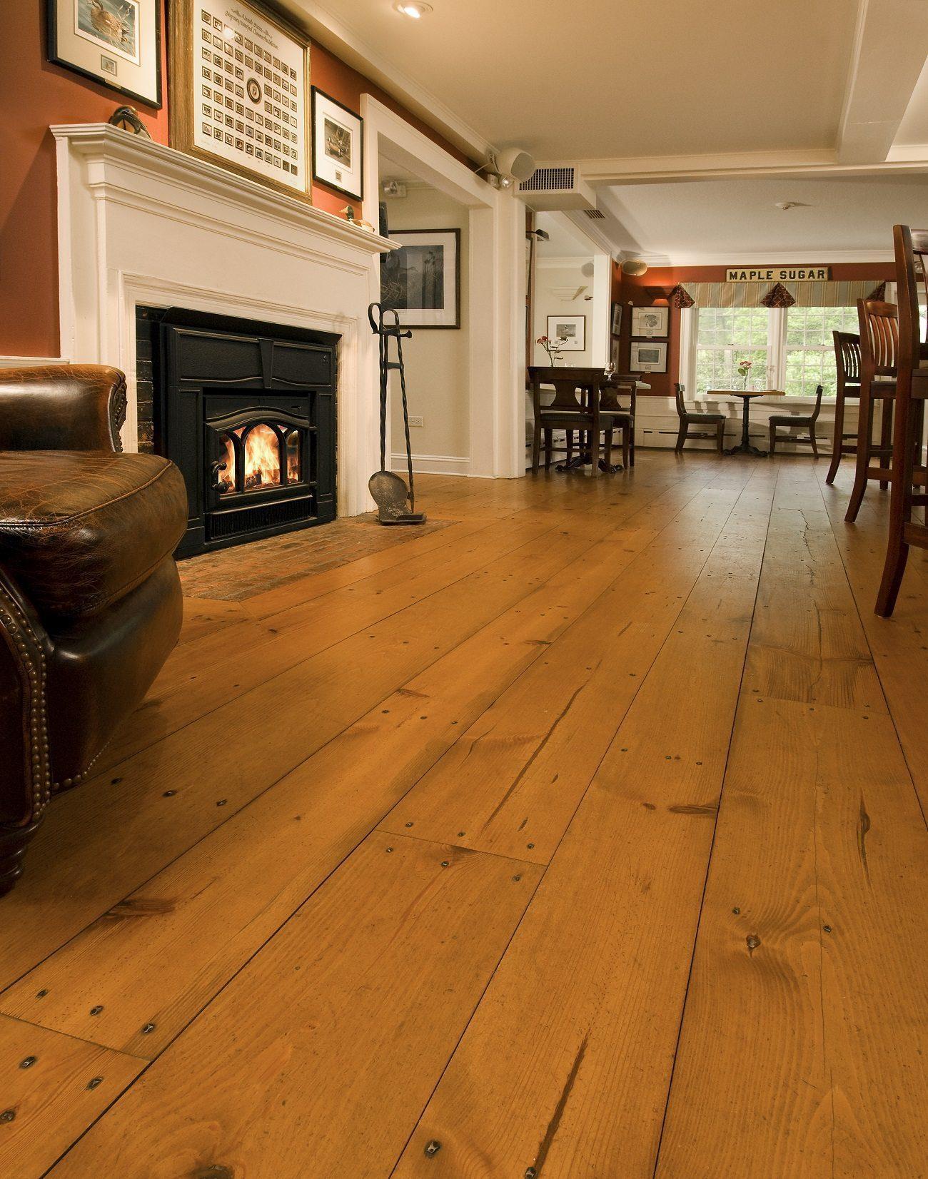 Heart Pine flooring & Solid wood Flooring from Carlisle Wide Plank Floors