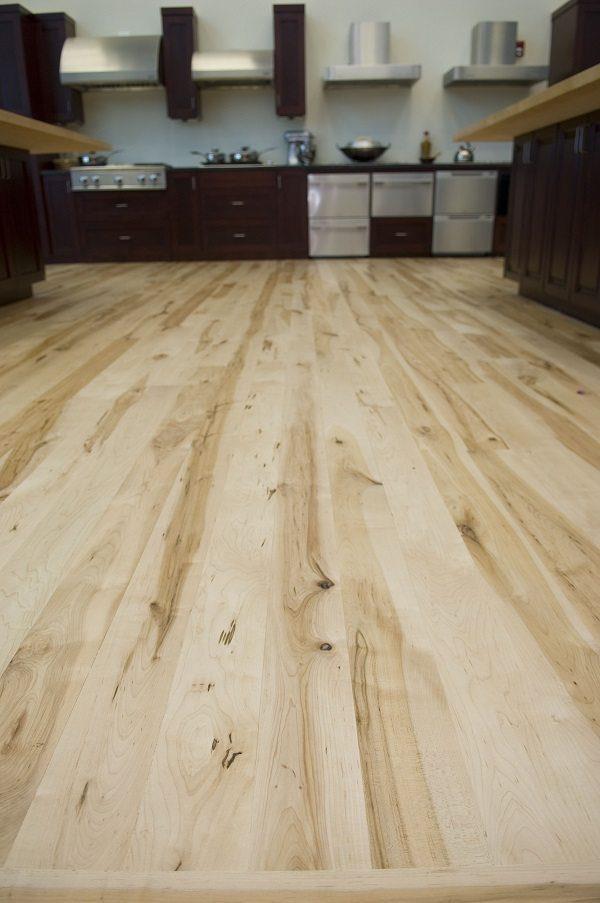 Maple Wood Flooring & Solid Hardwood Flooring