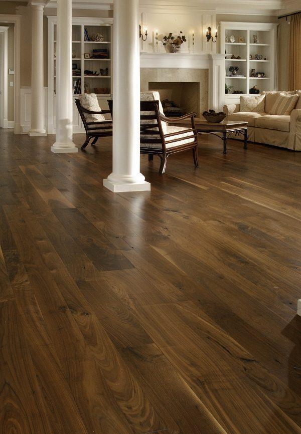 Walnut Flooring & Engineered Wood Flooring from Carlisle Wide Plank Floors