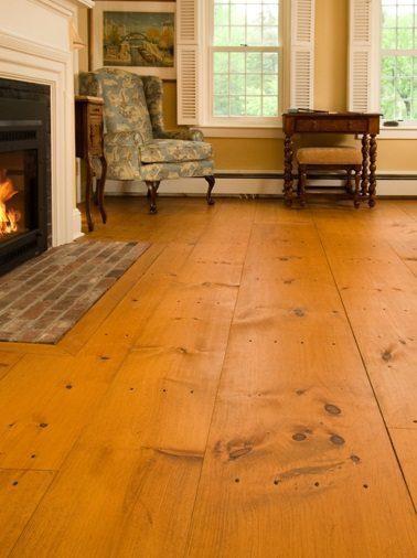 Pine Flooring & Solid Wood Flooring from Carlisle Wide Plank Floors