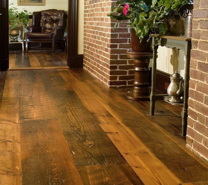 Rustic Eco Friendly Reclaimed Grandpa S Wood Flooring