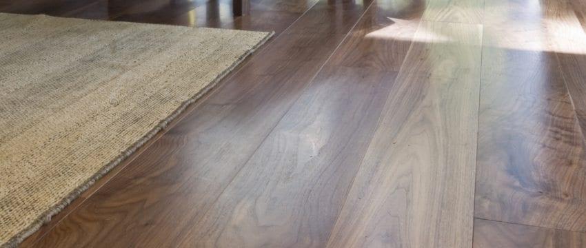 Boston Magazine: Carlisle Pre-Finished Walnut Floors