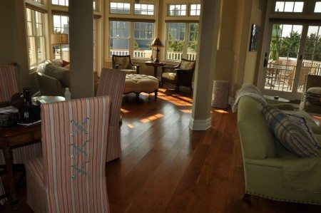 Carlisle Cherry Floors Make a Splash on the Jersey Shore