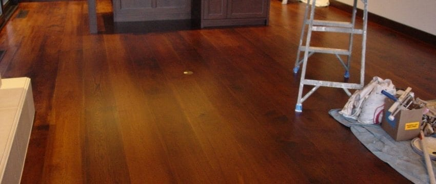 Hickory Floors shine in new Vail, Colorado Home