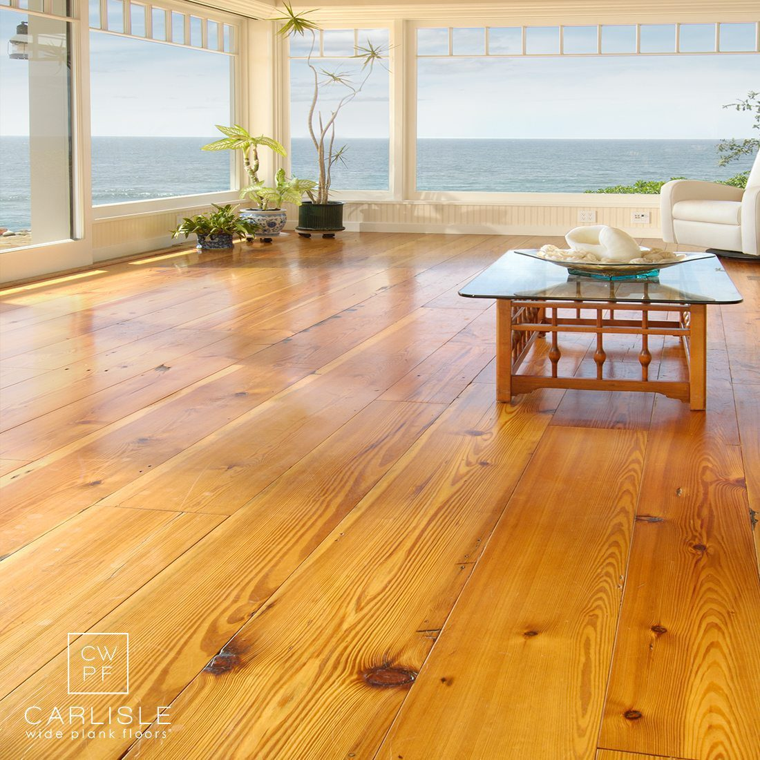 Reclaimed Flooring & Heart PIne Flooring from Carlisle Wide Plank Floors