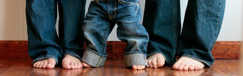 Choosing the Best Floors for Families