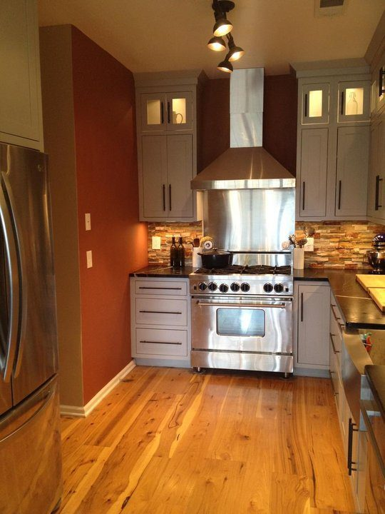 Cool Kitchens Contest Wide Planks In Small Spaces