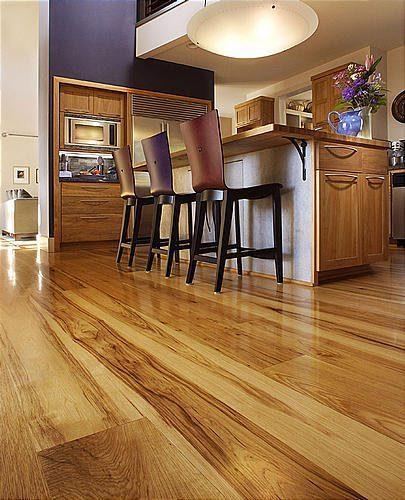 Using Hardwood Flooring In Kitchens