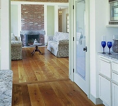 Using Hardwood Flooring in Kitchens