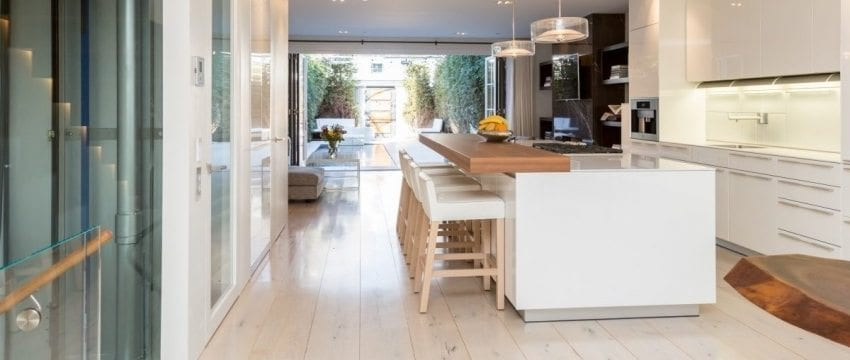 3 Ways White Oak is Changing Interior Design for 2018