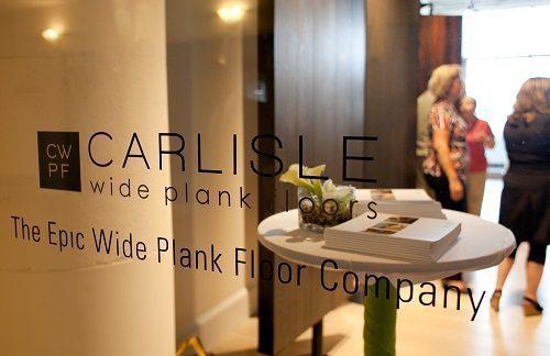 Carlisle Wide Plank Floors Boston Showroom Now Open