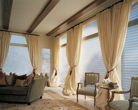 Window Treatment Ideas from Carlisle Wide Plank Floors