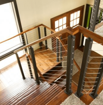 Stair Treads To Match Your Distressed Wood Flooring From Carlisle Wide  Plank Floors