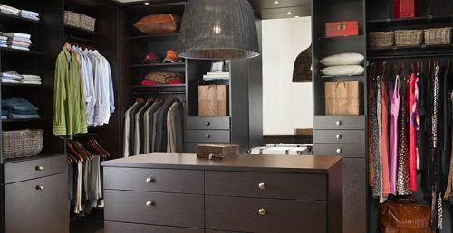 Walk in Closetse from California Closets on Carlisle Wide Plank Floors Blog