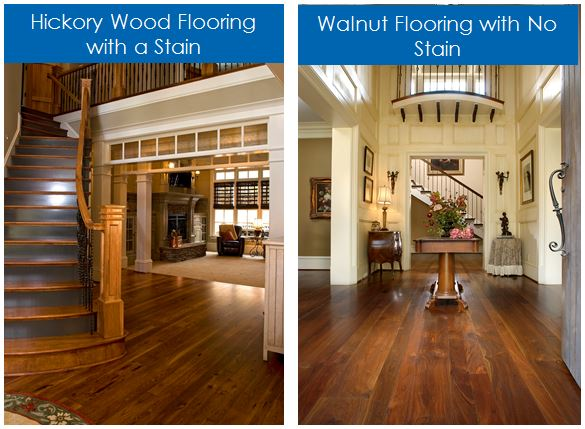Dark Wood FLooring and Prefinished Wood Flooring from Carlisle Wide Plank Floors.