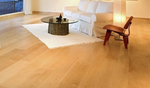 Maple Hardwood Flooring for Oriental Interior Design from Carlisle Wide Plank Floors