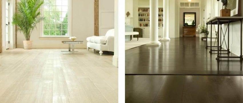 Flooring 101: Color Choice