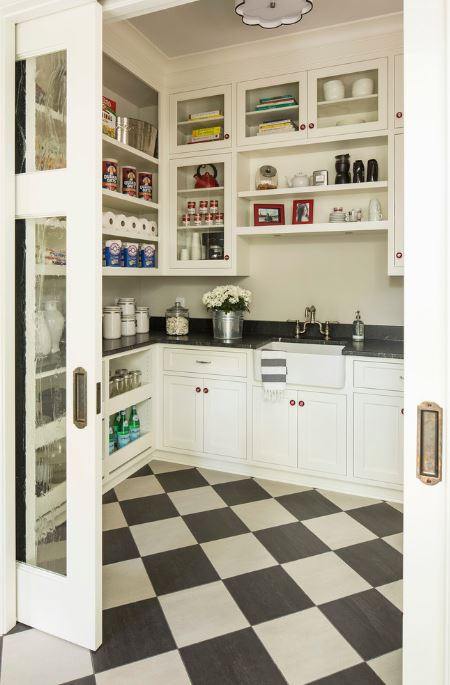 Kitchen Pantry from OHara Interiors from Carlisle Wide Plank Floors