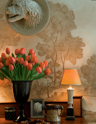 Personalized Wall Murals Ideas from Carlisle Wide Plank Floors
