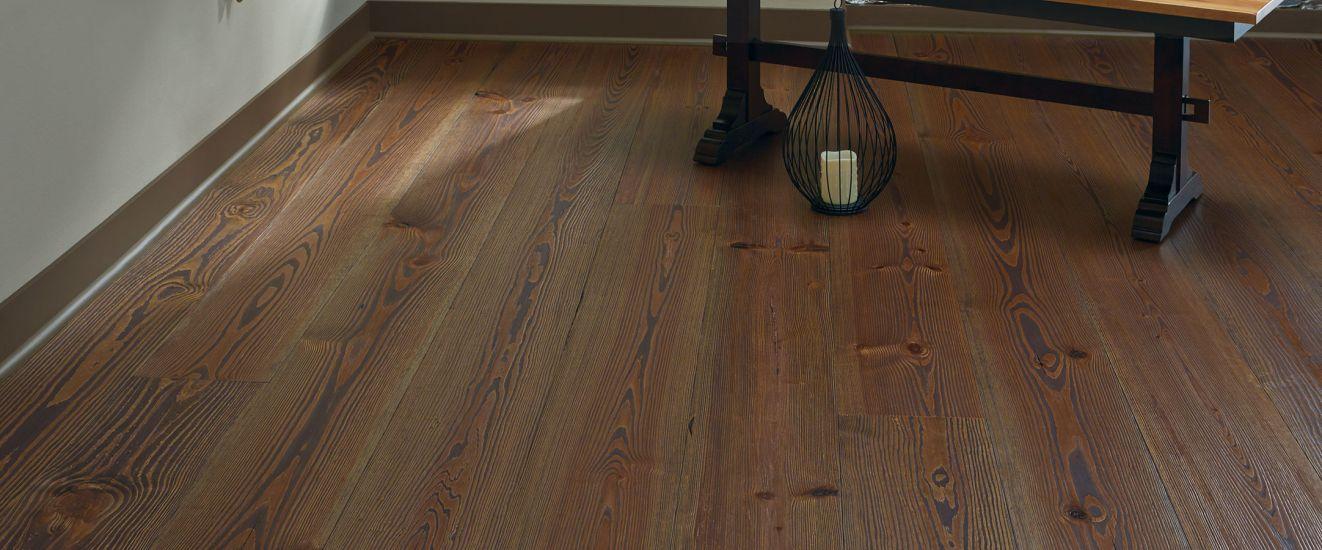 Heart PIne Flooring and Dark Wood Flooring from Carlisle Wide Plank Floors