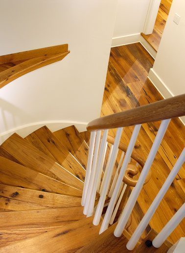 Reclaimed Wood Flooring and Oak Wood Flooring from Carlisle Wide Plank Floors