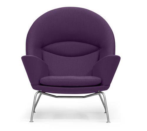 Carl Hansen Lounge Chair on Carlisle Wide plank Floors BNlog