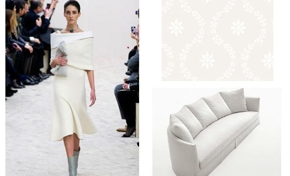Home Design Inspired by Fashion Design