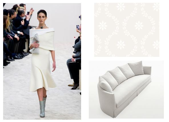 Harper Bazaar Couture Clues on Carlisle Wide Plank Floors