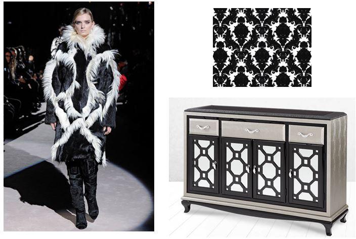 Harper Bazaar Dream Coats on the Carlisle Wide Plank Floors Blog