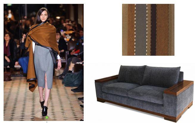Harper Bazzarr Gray Lady Fashion on the Carlisle Wide Plank Floors Blog